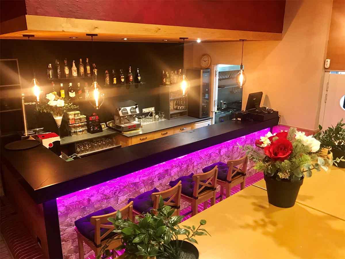 Barra restaurant PaladART